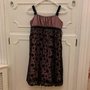 Girls Roxette Semi Formal Dress